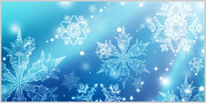 Притча «Снежинки»